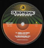 Robert Dallas - Seek Jah First / Med Dred & Bongo Damo - Melodjembe Cut (Dubophonic) 12""